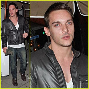 Jonathan Rhys Meyers is Blood
