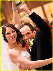 Katharine McPhee Wedding Pictures