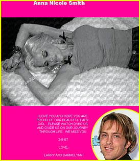 Larry Birkhead Remembers Anna Nicole