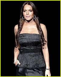 Lindsay Lohan Does Dolce