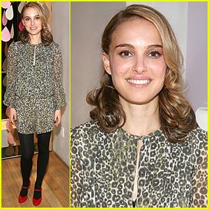 Natalie Portman's Vegan Shoe Line Launch