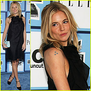 Sienna Miller @ Film Independent's Spirit Awards