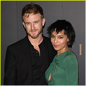 Zoe Kravitz & Ben Foster: It's True Love!