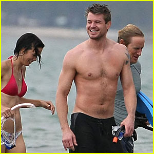Eric Dane is Shirtless and Spectacular