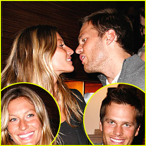 Gisele and Tom Brady: Get a Room!