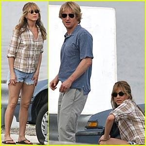 Jennifer Aniston is Flat