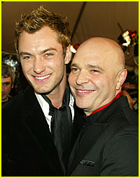 Jude Law Speaks Out on Anthony Minghella's Death