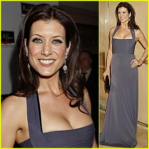 Kate Walsh: It's a Red Tie Affair!
