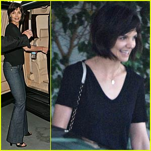 Katie Holmes is a Beverly Blvd Babe