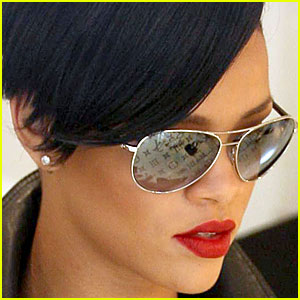 Rihanna Only Has Eyes For Louis Vuitton