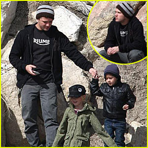 Deacon and Ava Phillippe Conquer Big Bear