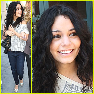 Vanessa Hudgens: You've Got a Friend in Me
