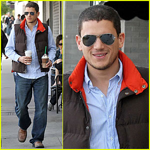 Wentworth Miller is Simply the Vest
