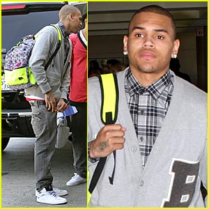 It's Brown, Chris Brown