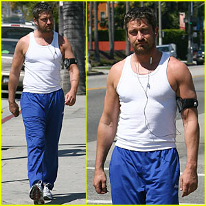 Gerard Butler: I'm Not Dating Cameron Diaz!