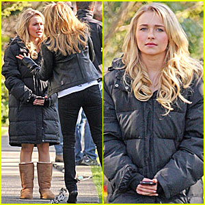 Hayden Panettiere: I Hate You, Lesley Panettiere