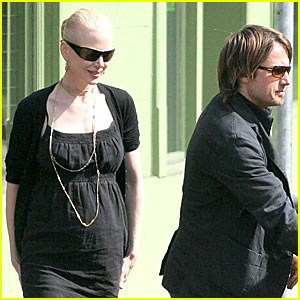 Nicole Kidman: Watts For Lunch?