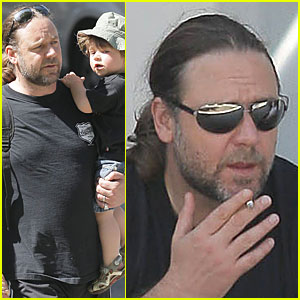 Russell Crowe: Kids and Cigarettes Don't Mix!