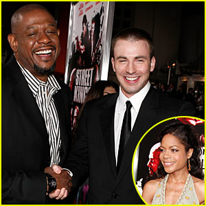 chris evans and naomie harris relationship goals