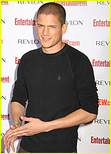Wentworth Miller Fans for Charity