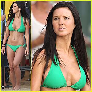 Audrina Patridge is a Bikini Babe