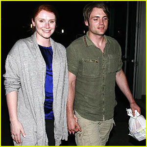 Bryce Dallas Howard Steps Out With Seth Gabel