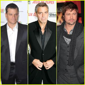 Brad Pitt and George Clooney's Charity for Myanmar