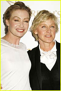 Ellen DeGeneres and Portia De Rossi's Wedding Bells