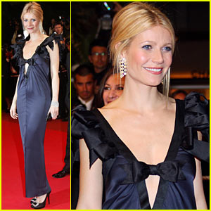 Gwyneth Paltrow Does the Cannes Cannes