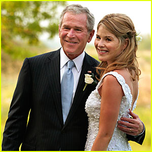 Jenna Bush Wedding Pictures