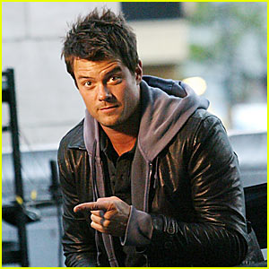 Josh Duhamel: When in Rome...