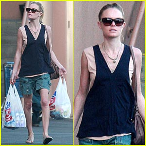 Kate Bosworth is a Bag Lady