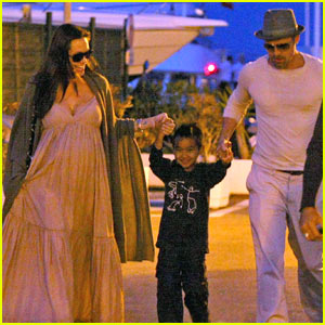 Maddox Jolie-Pitt is a Swinger