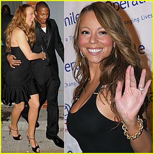 Mariah Carey: Operation Smile is Under Way