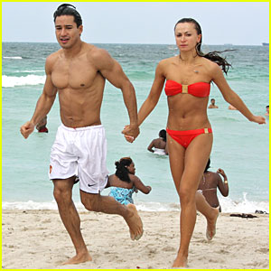 Mario Lopez's Dirty Dancing