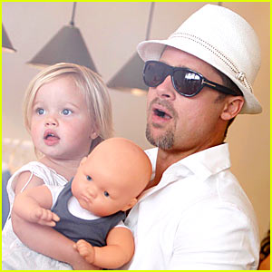 Shiloh Jolie-Pitt is a Bonpoint Baby