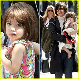 Suri Cruise is Pucci Pucci Pretty