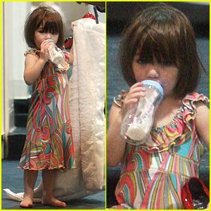 Suri Cruise's Little Shopping Spree