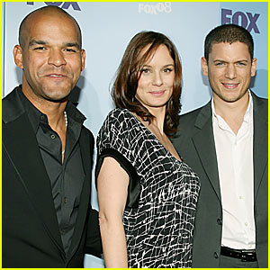 Wentworth Miller Gets Upfront with FOX