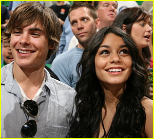 Zanessa Celebrates Mother's Day