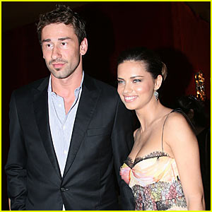 Adriana Lima Engaged to Marko Jaric