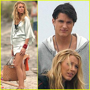 Blake Lively Gets Stranded On Temptation Island