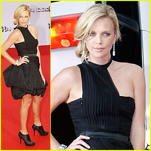 Charlize Theron is a Booties Babe