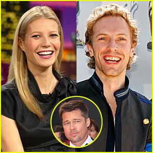 Chris Martin: I'm Still Trying To Live Up To Brad Pitt