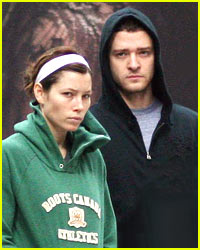 Jessica Biel Shacks Up With Justin Timberlake