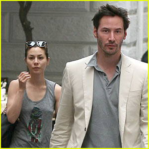 Keanu Reeves: I Love Me Some China Chow