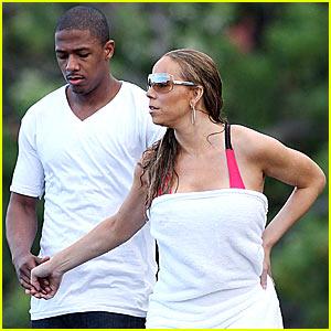 Mariah Carey Shoots