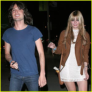 Mischa Barton & Taylor Locke Are So In Love