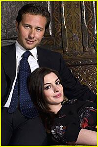 Anne Hathaway's Ex Has