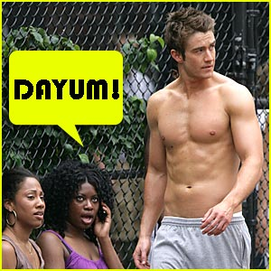 Robert Buckley is Hot Hot Hot